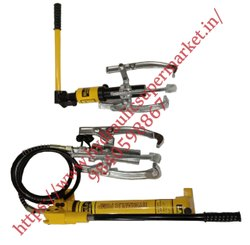 Mild Steel Hydrolift Hydraulic Bearing Puller, Capacity: 5 Ton To 50 Ton, Size: 8 Inch To 24 Inch