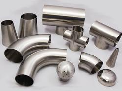Riton Metal Stainless Steel Pipe Fittings, Material Grade: SS304