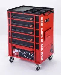 Tool Trolley 5drawer Ottm5 , Kabage