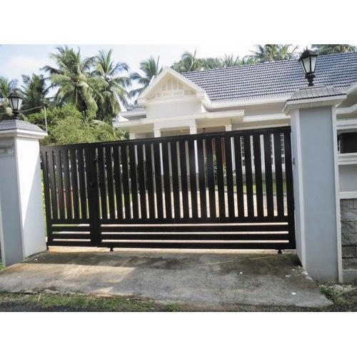 Metal Sliding Gate At Rs 4000 Piece Sliding Gates Id
