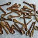 Coconut Wood Soup Spoons