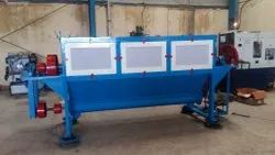Automatic Ms & Ss Centrifugal Machine, Size/Dimension: 750 X 3000x1150mm Height, Model Name/Number: BE 18