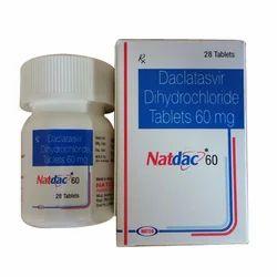 Natco Daclatasvir Dihydrochloride Tablets
