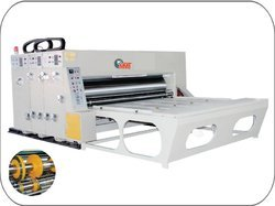 Chain Feed Carton Box Printing Machine