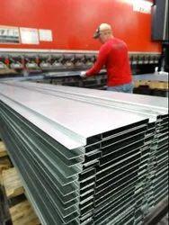 Sheet Metal Cutting And Bending Job Work
