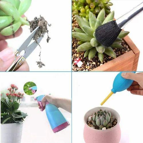 14 Pcs Transplanting Tools Mini Garden Succulent Tool Small