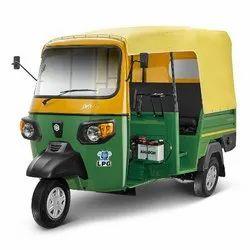 Piaggio Ape Auto DXL 3 Seater LPG Passenger Auto