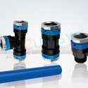 Aluminium Compressed Air Piping Solutions