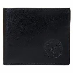 Woodland W 533004 Black Men's Leather Wallet