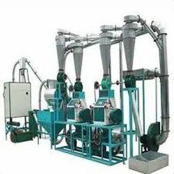 500 Kg Flour Mill