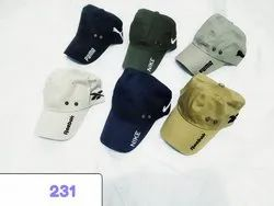 Stylish Caps, Fancy Caps, Embroidery Caps, Code 231