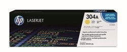 HP CC532A 304A Yellow Toner Cartridge