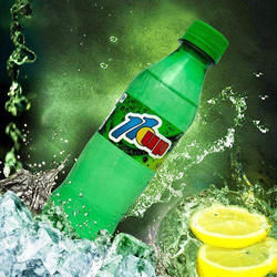 Lemon Soft Drink