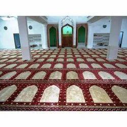 Mosque Floor Carpet for Prayer