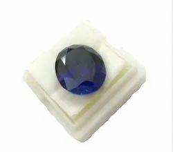 6.50 Ratti Blue Sapphire (Neelam/Nilam Stone) 100% Original Certified Natural Gemstone Fine Quality