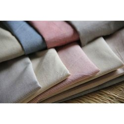 Organic Cotton Yarn Dyed Stripe Fabric