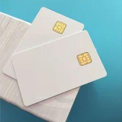 Contact Card 1k Chip Card