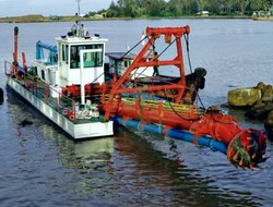 Sea Dredging Services