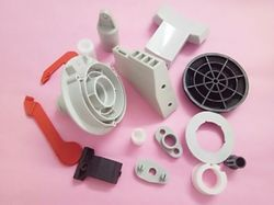 Textile Plastic Injection Moulded Components