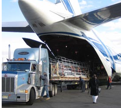 Air Freight Courier Service