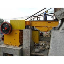 Manufacturing Guniting Stone Crusher Repairing Service, Manual