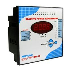 Automatic Power Factor Controller (NAAC 3P Series)
