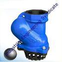 Cast Iron Normex B-04 Ball Foot Valve (threaded), Size: 25 Mm To 100 Mm