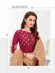 Mayur Khushi Vol-50 Cotton Printed Dress