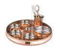 Deluxe Copper Dinnerware