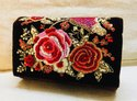 Sg Craft Bazar Private Limited Clutches Designer Zari Bags