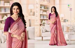 Vinay Star Walk 26 Georgette Printed Sarees