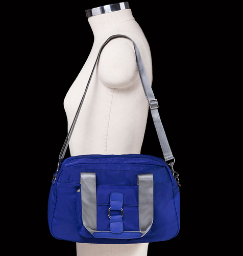 Fastrack Women Polyester Blue Bag at Rs 1695  piece  8057ced8bcdc5