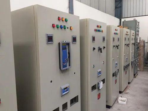 66 KV Control & Relay Panel