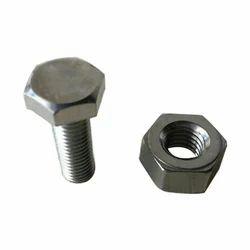 Steel Hex Nut Bolt