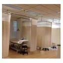 Hospital White Curtain