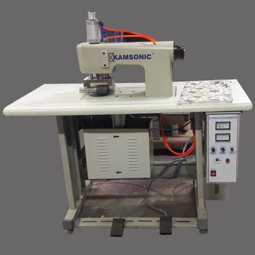 Ultrasonic Sewing Machine Ultrasonic Lace Cutting