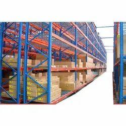 Warehouse Palletised Rack