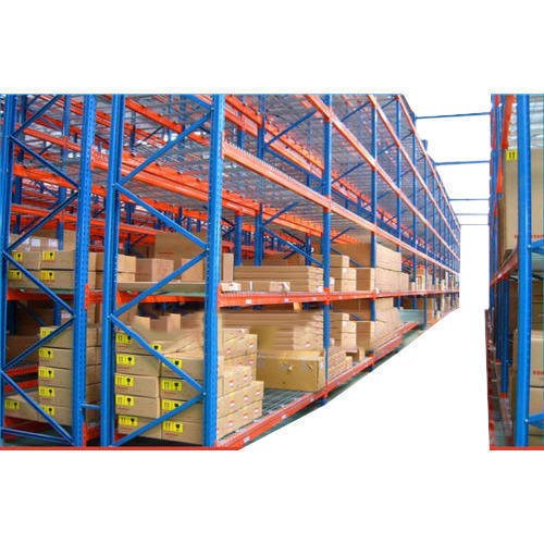 Warehouse Palletised Rack
