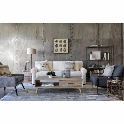 Cotton Fancy Living Room Sofa Cushion Back Rs 32000 Set Furniture N Beyond Id 22456152262