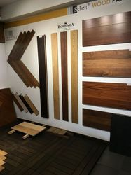 Thermory and Scheit & Perscape Wooden Flooring, for Household