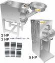 2 HP Regular 2 in 1 Pulveriser Machine