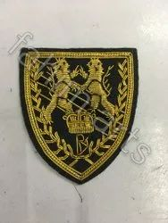 Embroidered Badge Hand Work Service