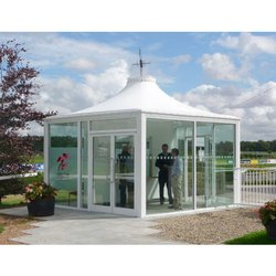 Tensile Fabric Structures
