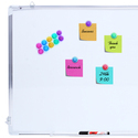 Double Sided Magnetic White Board - A0