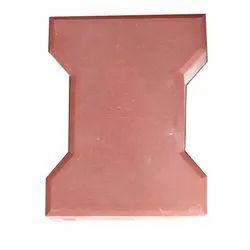 SRT Pavers Concrete 80 Mm I Shape Paver Block, For Pavement