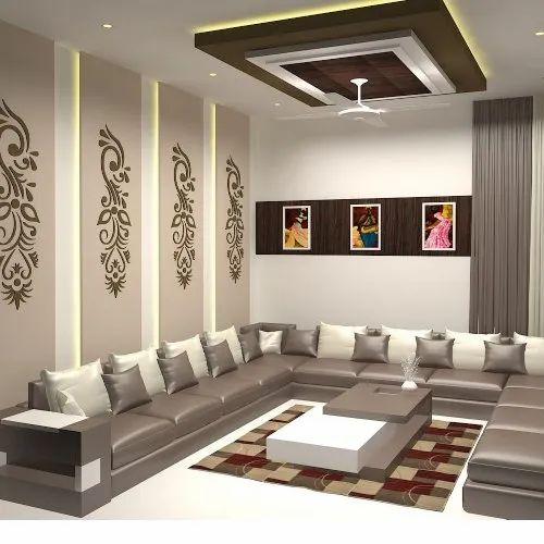 Living Room Interior Designing For, Wall Interior Design Living Room