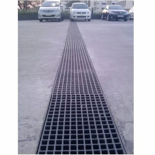 Thermodrain Moulded Grating