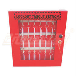 Lockout Station With Hanger