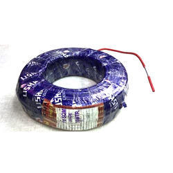 Usha 10 sqmm PVC Insulated Electric Wire, 90m