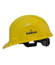 Karam PN521 Yellow Safety Helmet